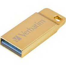 32Gb Verbatim Metal Executive • флеш usb