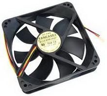 Gembird Fancase3 120x120x25 • вентилятор