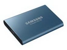 500Gb Samsung MU-PA500 Portable T5 • винчестер ssd usb