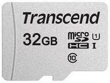 microSDHC 32Gb Transcend UHS-I U1 • карта памяти