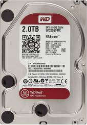 2Tb WD WD20EFRX Red • винчестер