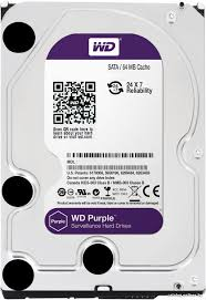 2Tb WD WD20PURX Purple • винчестер