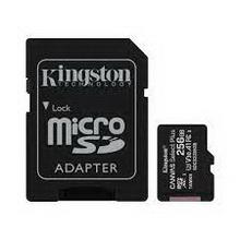 microSD 256Gb Kingston • карта памяти