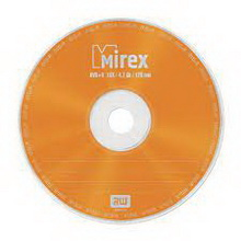 DVD R 4.7Gb 16x Mirex • диск