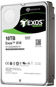 10Tb Seagate ST10000NM0016 Enterprise Capacity • винчестер