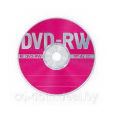 DVD RW 4.7Gb 4x Data Standard • диск