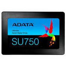512Gb ADATA ASU750SS-512GT Ultimate SU750 • винчестер ssd