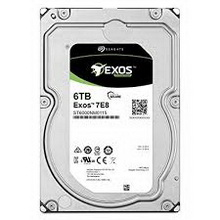 6Tb Seagate ST6000NM0115 Enterprise Capacity • винчестер
