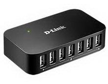 Разветвитель USB D-Link DUB-H7