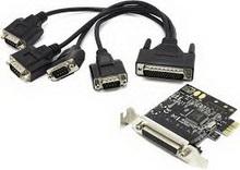 COM LPT контроллер Espada FG-EMT01AL-1