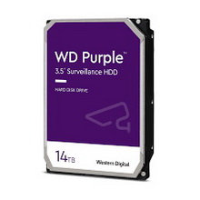 14Tb WD WD140PURZ Purple • винчестер