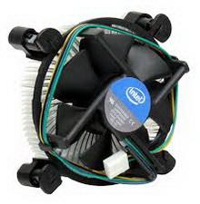 Intel Original s1156/1155 80W • кулер