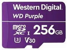 microSD 256Gb WD • карта памяти