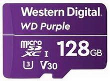 microSD 128Gb WD • карта памяти