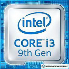 Intel Core i3-9100 • процессор
