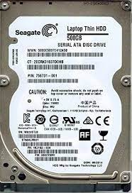 500Gb Seagate ST500LM021 Laptop Thin • винчестер