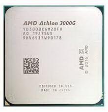AMD Athlon 3000G • процессор