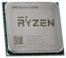 AMD Ryzen 3 3200G • процессор