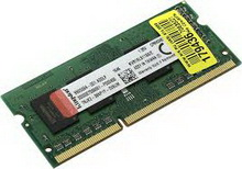 2Gb-12800 Kingston • память sodimm