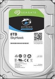8Tb Seagate ST8000VX004 SkyHawk • винчестер