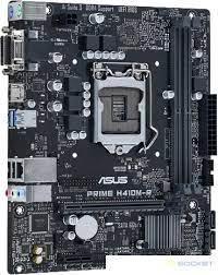 ASUS Prime H410M-R-SI • материнская плата
