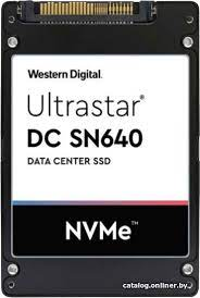 960Gb WD WUS4BB096D7P3E1 Ultrastar • винчестер ssd