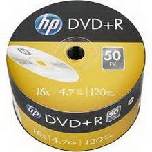 DVD R 4.7Gb 16x HP 50 • диск