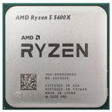 AMD Ryzen 5 5600X • процессор