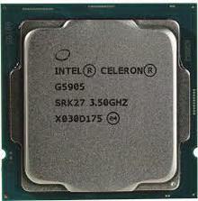 Intel Celeron G5905 • процессор