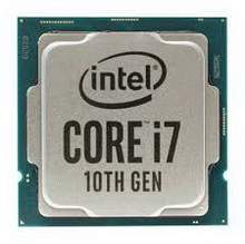 Intel Core i7-10700F • процессор