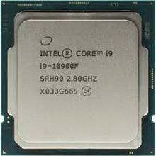 Intel Core i9-10900F • процессор