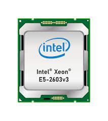Intel Xeon E5-2603 v3 • процессор