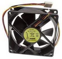 Gembird Fancase4 80x80x25 • вентилятор