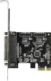 Espada PCIe2S1PWCH • com lpt контроллер