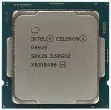 Intel Celeron G5925 • процессор