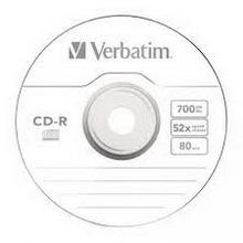 CD-R 700Mb 52x Verbatim • диск