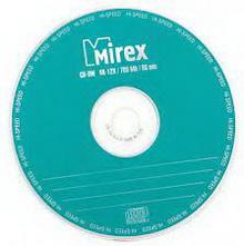 CD-RW 700Mb 12x Mirex • диск