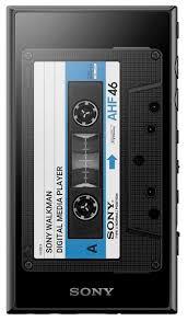 Sony NW-A105 • плеер