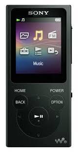 Sony NW-E394 • плеер