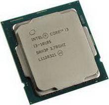 Intel Core i3-10105 • процессор