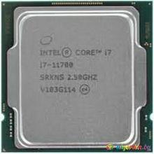 Intel Core i7-11700 • процессор