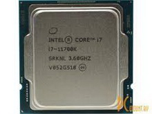 Intel Core i7-11700K • процессор
