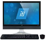 ITL AiO Barebone 21.5 IPS • моноблок