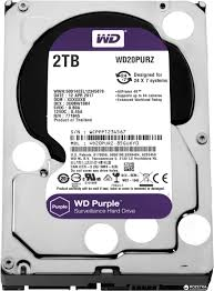 2Tb WD WD20PURZ Purple • винчестер