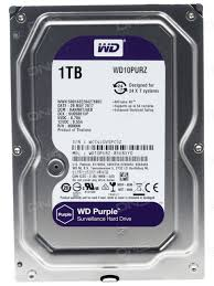 1Tb WD WD10PURZ Purple • винчестер