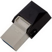 Флеш USB 32Gb Kingston DataTraveler microDuo 3.0
