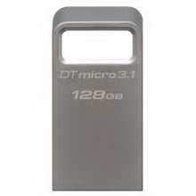 128Gb Kingston DataTraveler Micro 3.1 • флеш usb