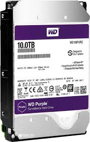 10Tb WD WD100PURZ Purple • винчестер