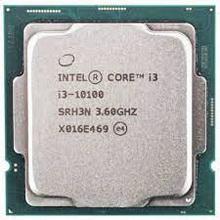 Intel Core i3-10100 • процессор
