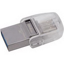 Флеш USB 64Gb Kingston DataTraveler microDuo 3C